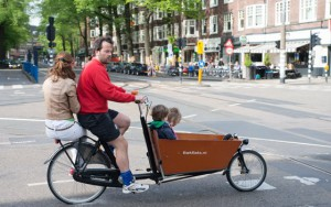 Amsterdam-bakfiets
